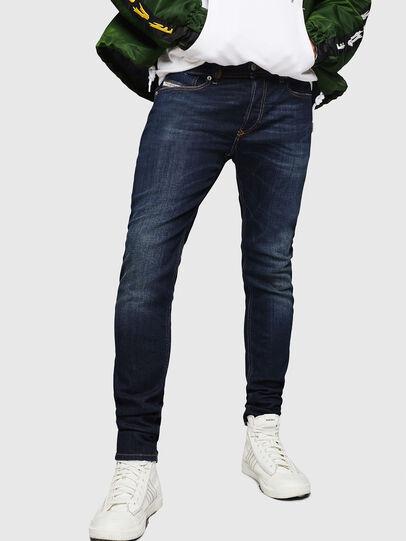 Diesel - Sleenker 083AW, Dark Blue - Jeans - Image 1