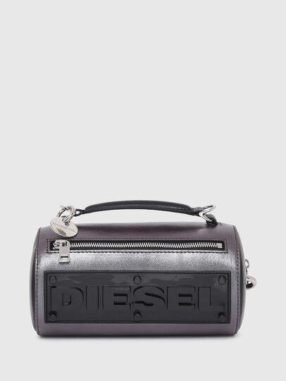 Diesel - CAYAC LT, Dark grey - Crossbody Bags - Image 1