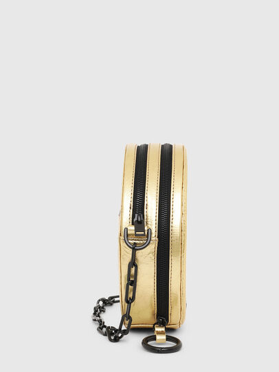 Diesel - OPHITE CHAIN, Gold - Crossbody Bags - Image 3