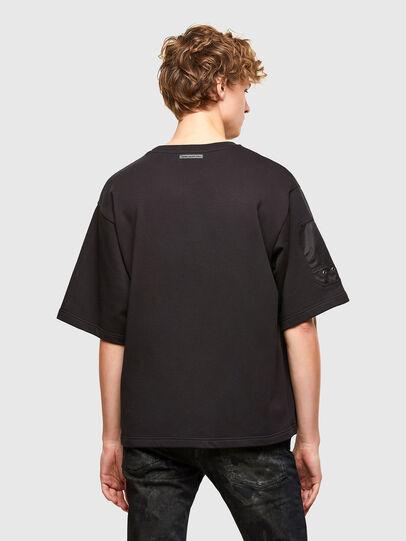 Diesel - T-DOLFY, Black - T-Shirts - Image 2