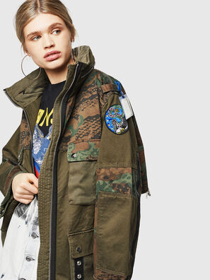 G-LEE-C, Military Green - Jackets