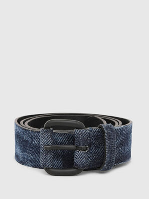 B-DEDENIM, Blue Jeans - Belts