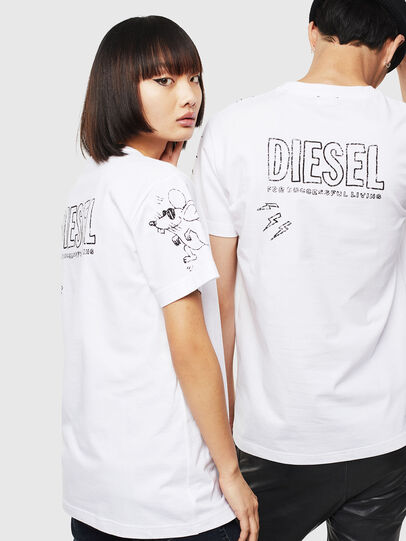 Diesel - CL-T-DIEGO-3,  - T-Shirts - Image 3