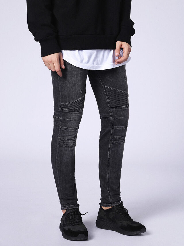 FOURK 084NQ, Black Jeans