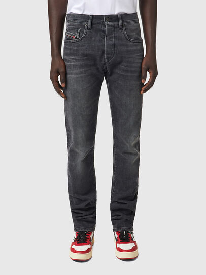 Diesel - D-Vocs 09B42, Black/Dark grey - Jeans - Image 1