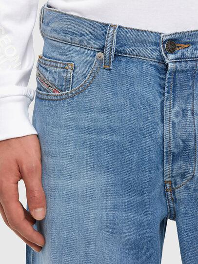 Diesel - D-Macs 009HW, Medium blue - Jeans - Image 3