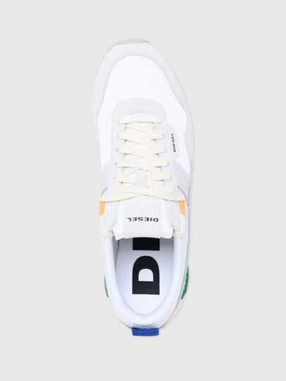 Diesel - S-KB LOW RUN, White - Sneakers - Image 6
