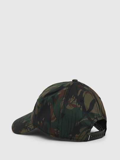 Diesel - C-MIME, Military Green - Caps - Image 2