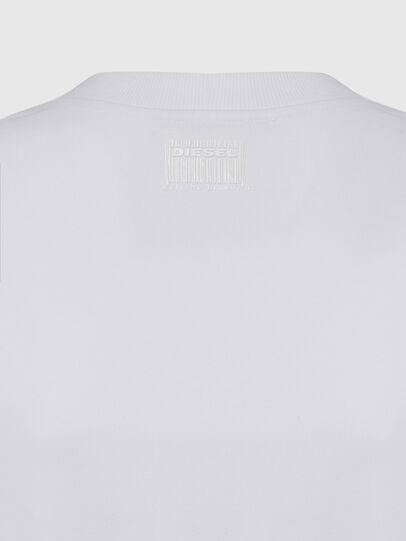 Diesel - F-GEORGIA, White - Sweaters - Image 7