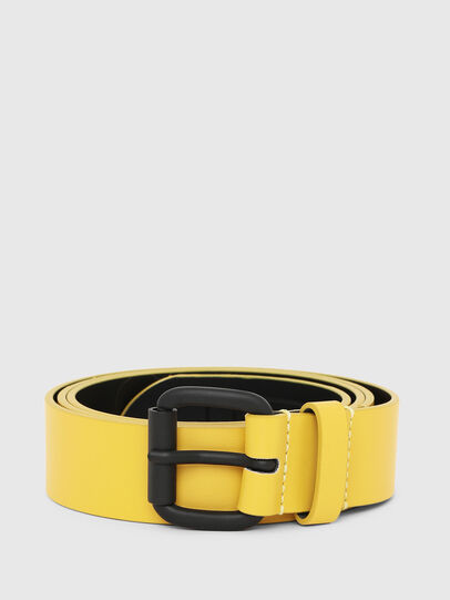 Diesel - B-SYNT, Yellow - Belts - Image 1