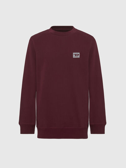 Diesel - UMLT-WILLY, Bordeaux - Sweaters - Image 1
