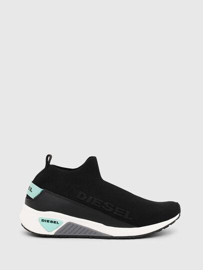 Diesel - S-KB SOCK QB W, Black - Sneakers - Image 1