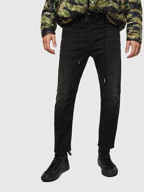 D-Eetar 069BG, Black/Dark grey - Jeans