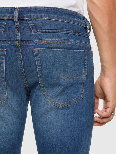 Diesel - D-Bazer 009DB, Medium blue - Jeans - Image 4