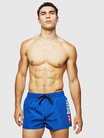 Diesel - BMBX-SANDY 2.017, Brilliant Blue - Swim shorts - Image 1