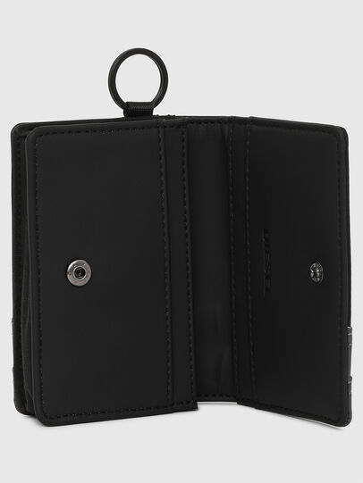Diesel - DUKEZ LOOP, Black/Blue - Card cases - Image 3