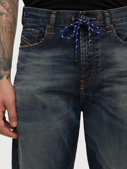 Diesel - D-Vider JoggJeans 069NT, Dark Blue - Jeans - Image 4
