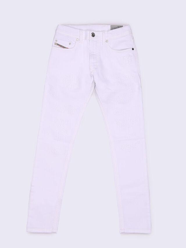 TEPPHAR-J JOOGJEANS J-N, White Jeans