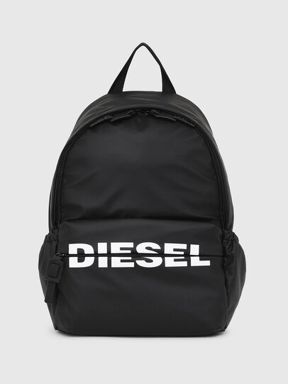 Diesel - F-BOLD BACK II, Black - Backpacks - Image 1