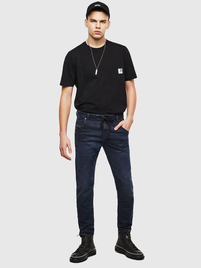 Diesel - Krooley JoggJeans 069MG, Dark Blue - Jeans - Image 6
