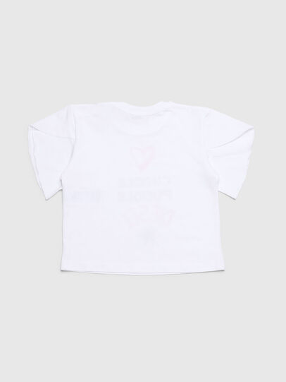 Diesel - TUNGIB, White - T-shirts and Tops - Image 2