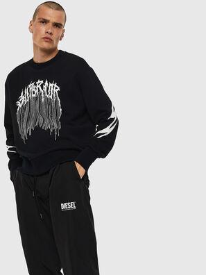 S-BAY-B10, Black - Sweaters