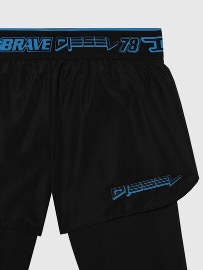 Diesel - UMLB-FAUST, Black - Pants - Image 3