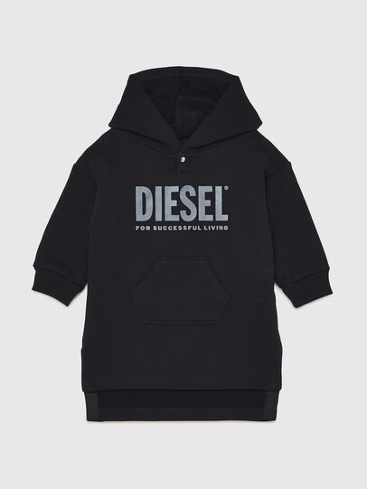 Diesel - DILSETB, Black - Dresses - Image 1