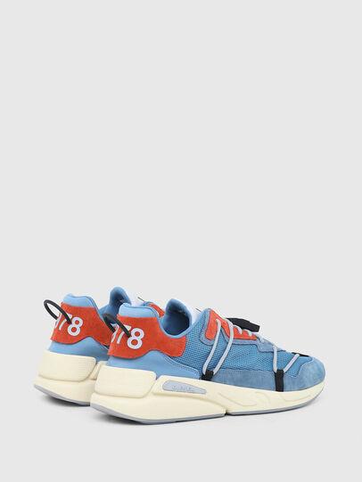Diesel - S-SERENDIPITY LACE, Azure - Sneakers - Image 3