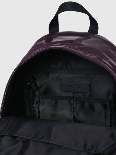 Diesel - F-BOLD BACK III, Dark Violet - Backpacks - Image 4
