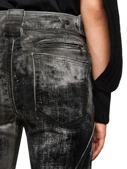 Diesel - TYPE-1007-NE, Black/Dark grey - Jeans - Image 4