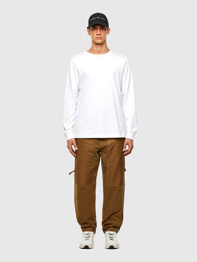 Diesel - P-TRENT, Light Brown - Pants - Image 5