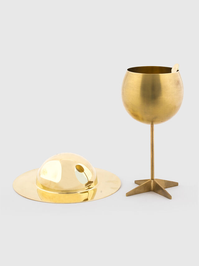 Diesel - 10874 COSMIC  DINER, Gold - Home Accessories - Image 2