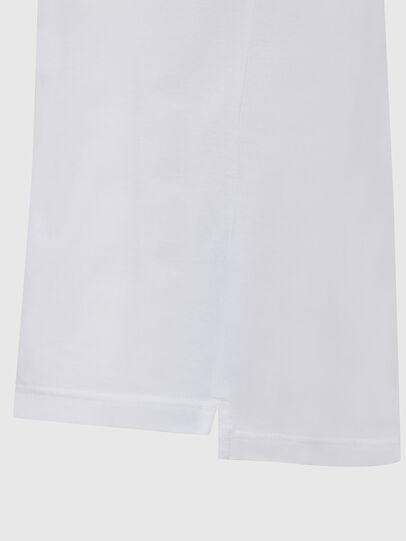 Diesel - T-RUBIN-POCKET-J1, White - T-Shirts - Image 4