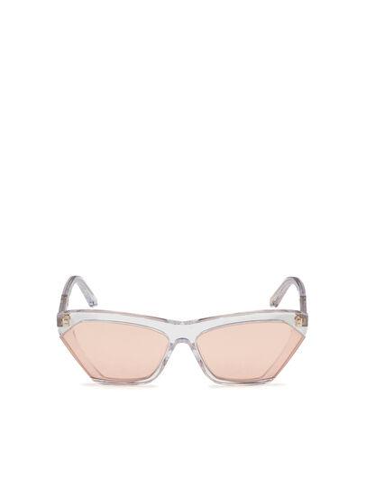 Diesel - DL0335, Pink - Sunglasses - Image 1