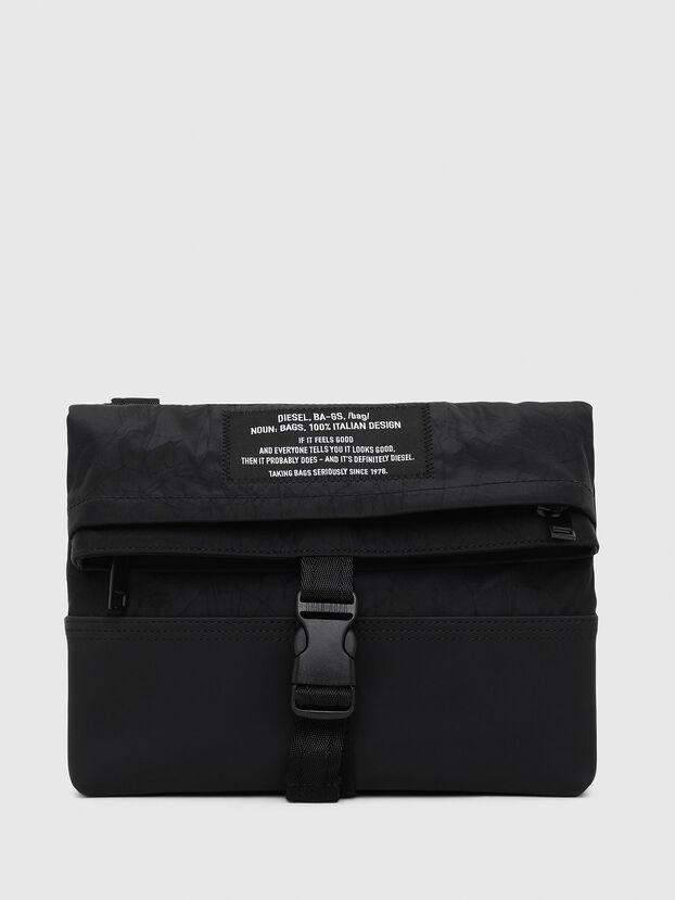 ECHINO, Black - Crossbody Bags