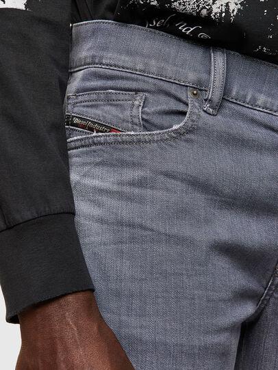 Diesel - D-Mihtry 009PB, Light Grey - Jeans - Image 3