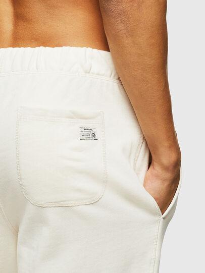Diesel - UMLB-PAN, White/Blue - Pants - Image 3