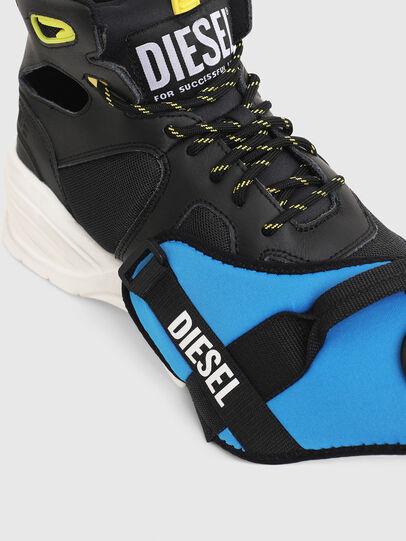 Diesel - S-SHARQUEZ MID,  - Sneakers - Image 4
