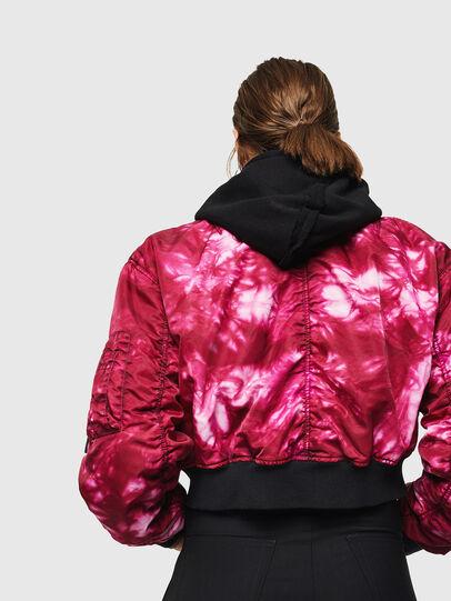 Diesel - G-IKAS, Pink - Jackets - Image 2