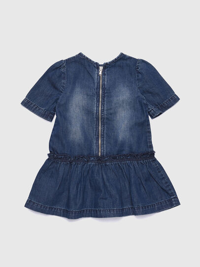 Diesel - DUOREB, Medium blue - Dresses - Image 2