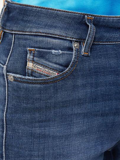 Diesel - D-Jevel 009JK, Medium blue - Jeans - Image 3