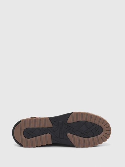 Diesel - H-RUA AM, Brown - Sneakers - Image 4