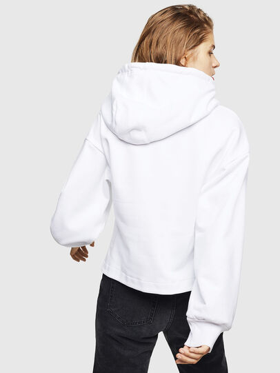 Diesel - F-DINIE-B, White - Sweaters - Image 2