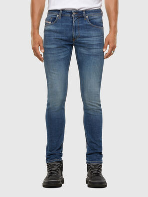 Thommer 009DB, Medium blue - Jeans