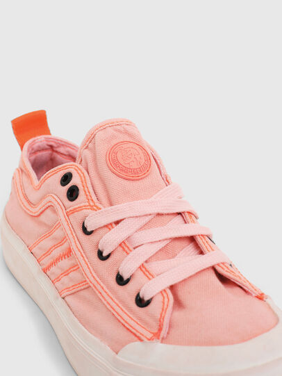 Diesel - S-ASTICO LOW LACE W, Pink - Sneakers - Image 4