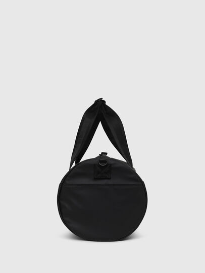 Diesel - F-BOLD DUFFLE, Black/White - Travel Bags - Image 3