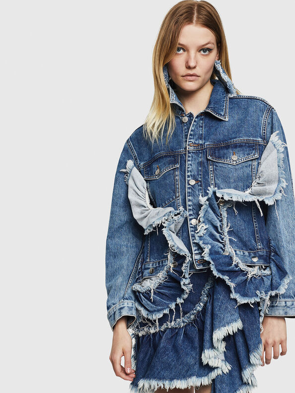DE-ABBY,  - Denim Jackets