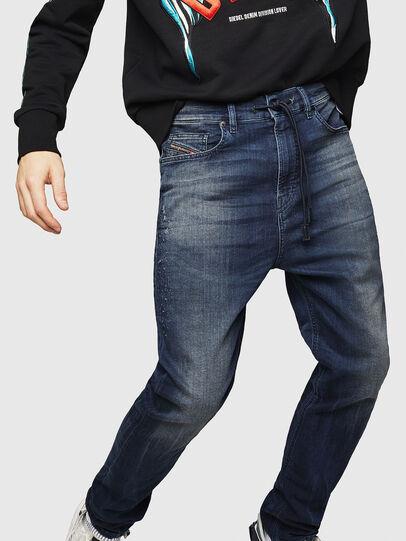 Diesel - D-Vider JoggJeans 069HV, Dark Blue - Jeans - Image 4