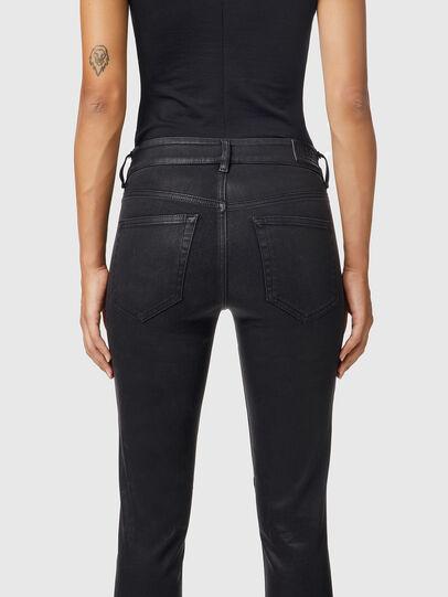 Diesel - Slandy 069JT, Black/Dark grey - Jeans - Image 4